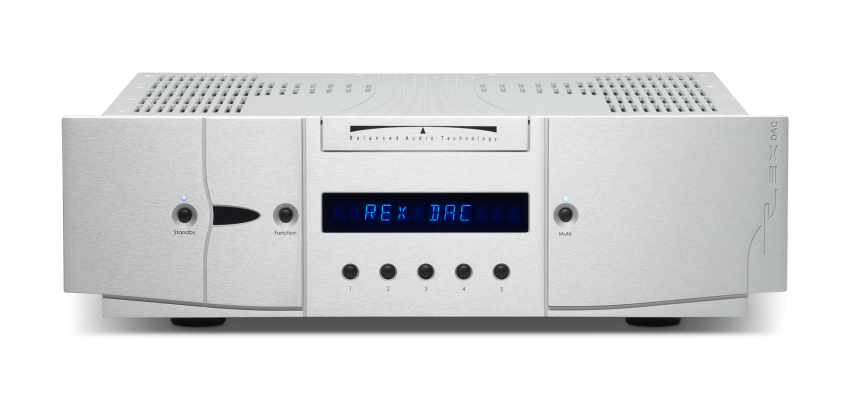 Balanced Audio Technology REX DAC - one of the best tube DACs we've ever heard