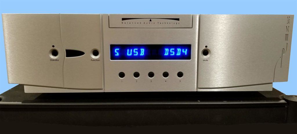 Our favorite DAC yet! Amazing! How are we going to afford it? We're working on it!