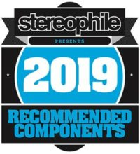 Stereophile 2019 Recommended Component
